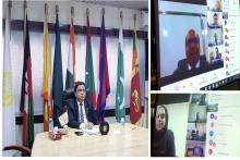 The SAARC Development Fund held its 33rd SDF Board Meeting virtually on 28-29 July 2020 taking decisions on important matters. The Meeting was Chaired by Sri Lanka.